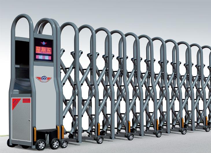 电动伸缩门-奔腾150-B低压系列