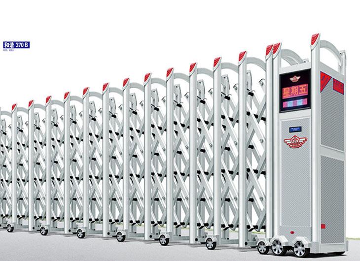 电动伸缩门-和谐370-B低压系列