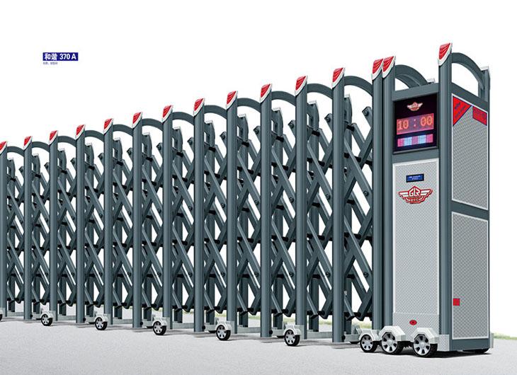 电动伸缩门-和谐370-A低压系列